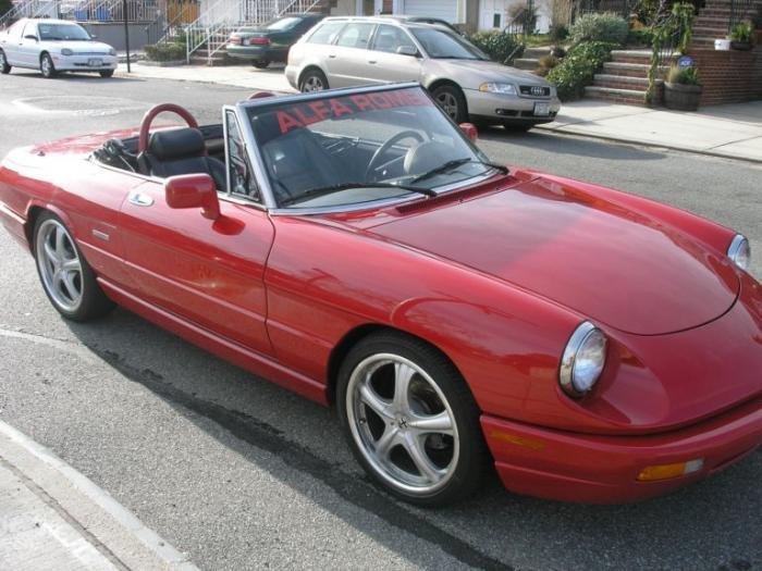For Sale Alfa Romeo Spider Alfa Romeo Bulletin Board Forums - 1993 alfa romeo spider for sale