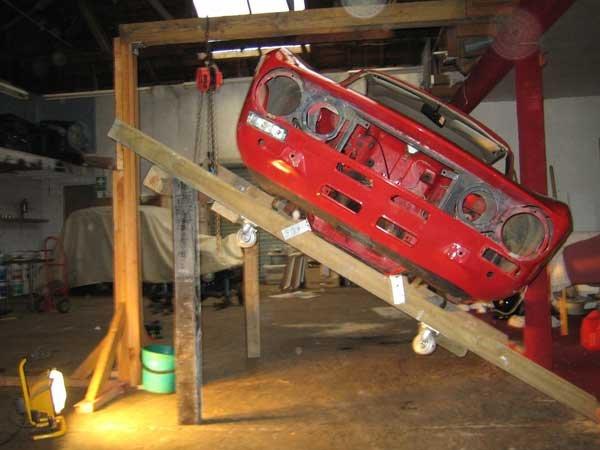 Wooden Car Rotisserie Plans