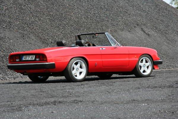 Alfa Romeo Giulia Dallas >> Rear Spoiler Conversion - Alfa Romeo Bulletin Board & Forums