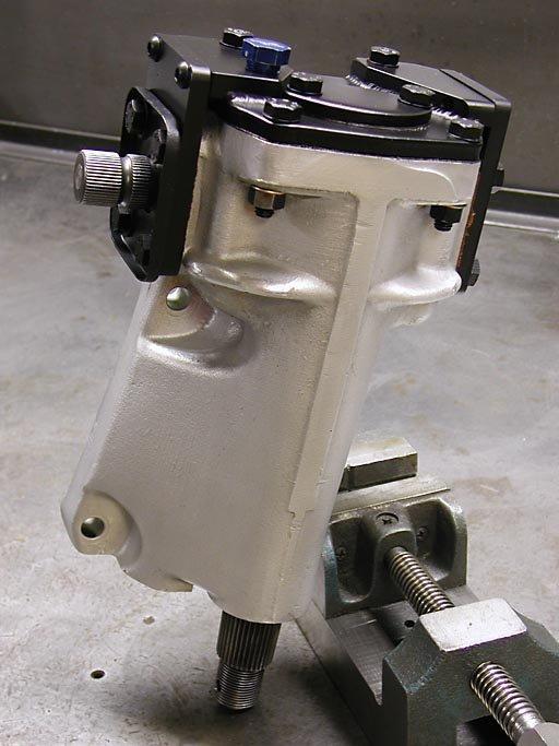 Cracked Burman Steering Box - Page 2