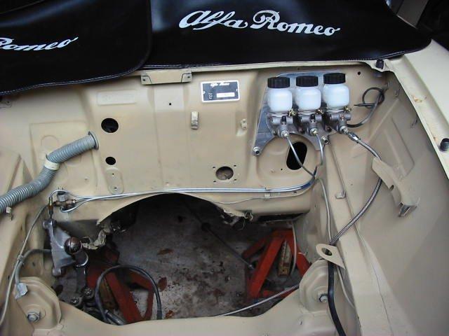 Clutch Brake Conversion Kit From Paul Spruell Alfa