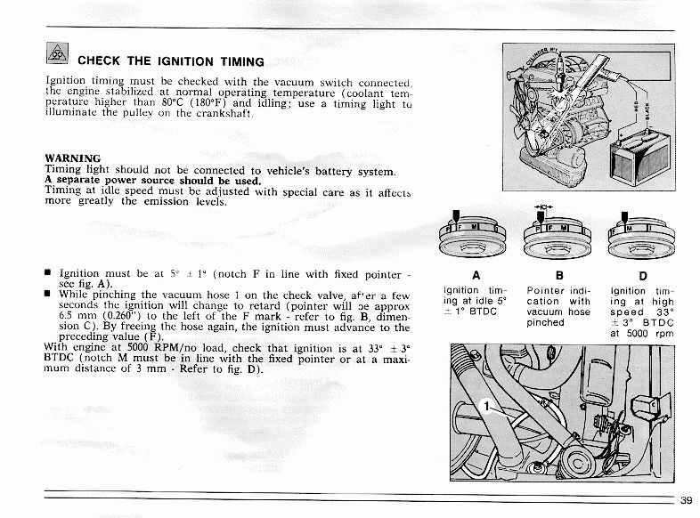 79 Spider Ignition Timing -- basic q's - Page 2 - Alfa Romeo ... on ver videos de romeo, uggs on sale men's romeo, alpha romeo, giulietta and romeo, marseille romeo, alpine romeo, things that describe romeo,