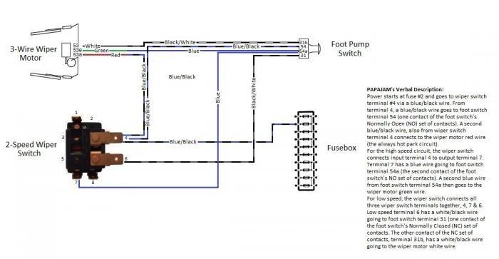 Alfa Romeo 105 Workshop Wiring Diagram