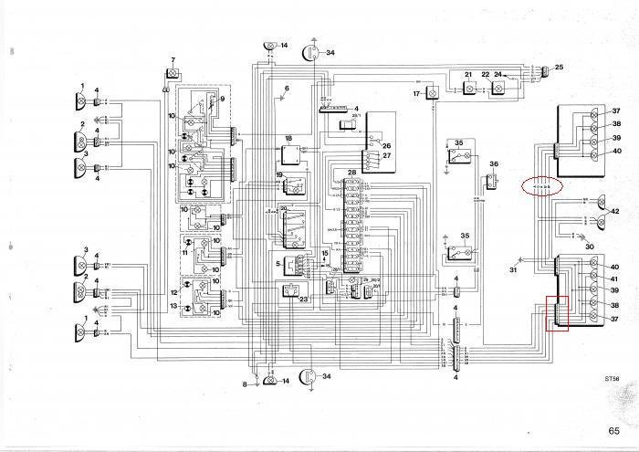 alfa romeo 156 selespeed wiring diagram