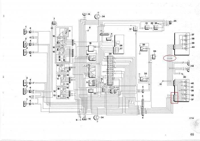 Alfa Romeo Bulletin Board & Forums - GTV6 Taillamp Wiring