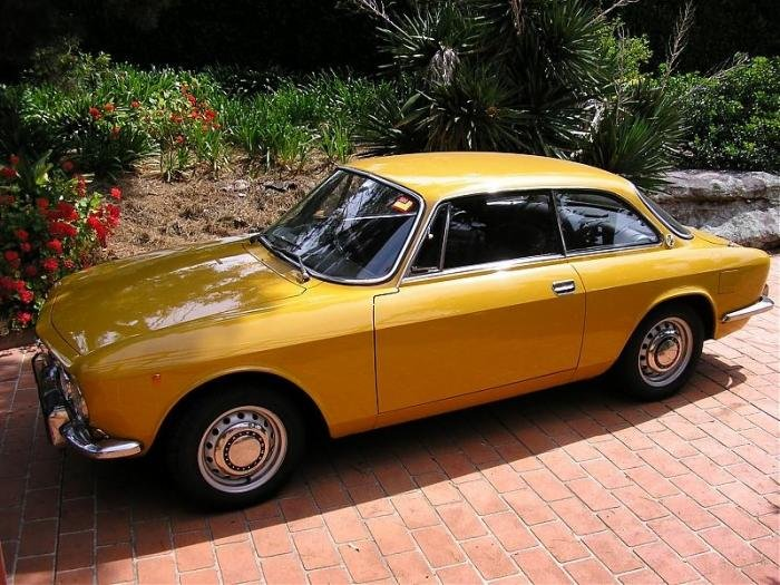 Quotes Yellow Ochre: A 69 GTV Restoration In Texas