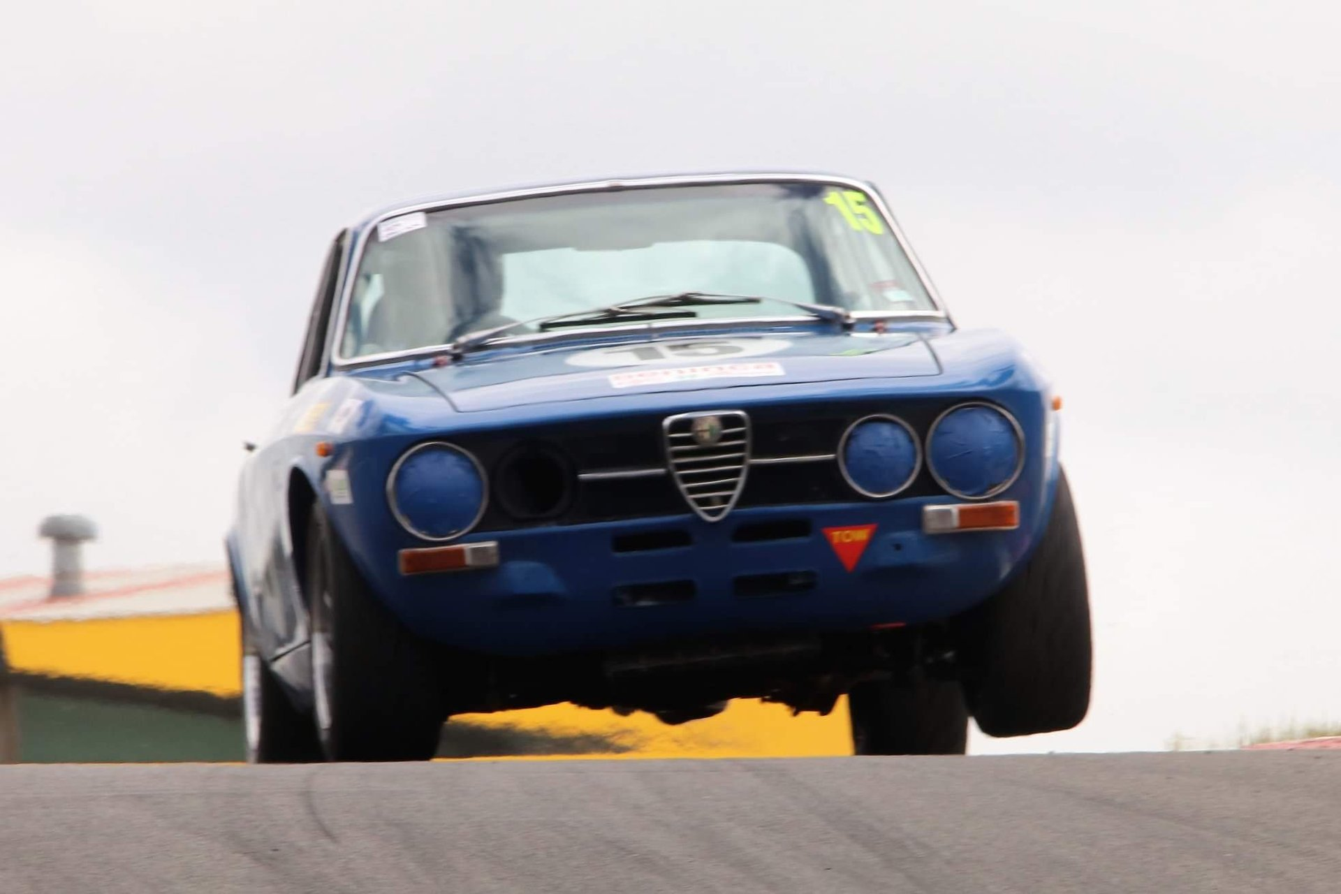 Showcase cover image for Backto105's 1972 Alfa Romeo 1750GTV
