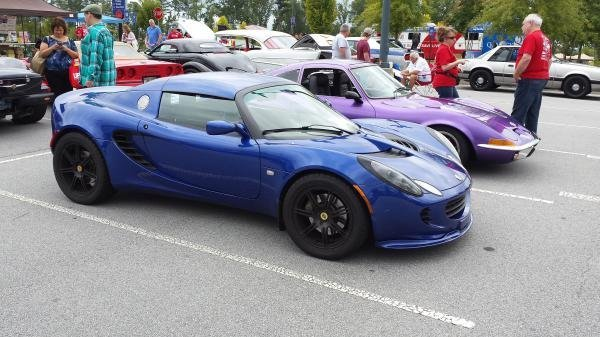 Showcase cover image for DrinkMan's 2005 Lotus Elise