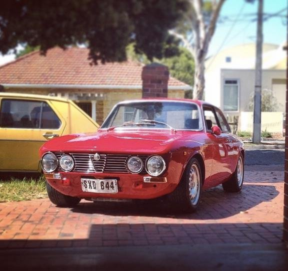 Showcase cover image for raff_gta's 1972 Alfa Romeo GT Junior