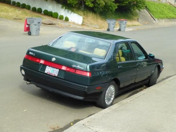 Showcase cover image for Roadster78's 1992 Alfa Romeo 164