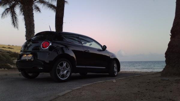 Showcase cover image for SprintVel's 2010 Alfa Romeo MiTo 135 TCT