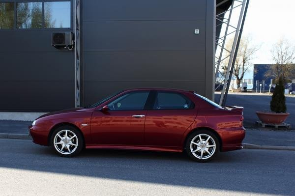 Showcase cover image for Vsix's 2002 Alfa Romeo 156 2.5 V6
