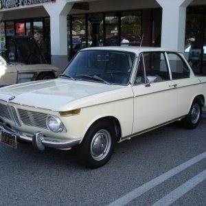 "A very nice BMW 2002 that belongs to BB member ""rogerspeed""."