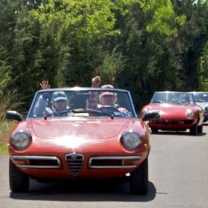 2008-4-12 Alfa THC Tour to Llano